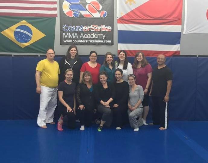 DGAN Self-Defense Class