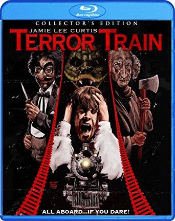 Scream Factory Terror Train Poster