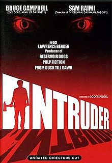 23. Intruder (1989) - A slasher with a single location, a grocery store. Intruder follows the night crew of a small town grocery store. A small budget doesn't stop this group of talent behind the camera from experimenting. What it lacks in story and acting it makes up for in creativity and camp.