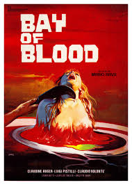 14. Bay of Blood (1971) - A proto-slasher by legend Mario Bava, it's hard to ignore the importance and influence this Italian Giallo has had on American cinema. What it lacks in clarity and storyline, it makes up for in kills.