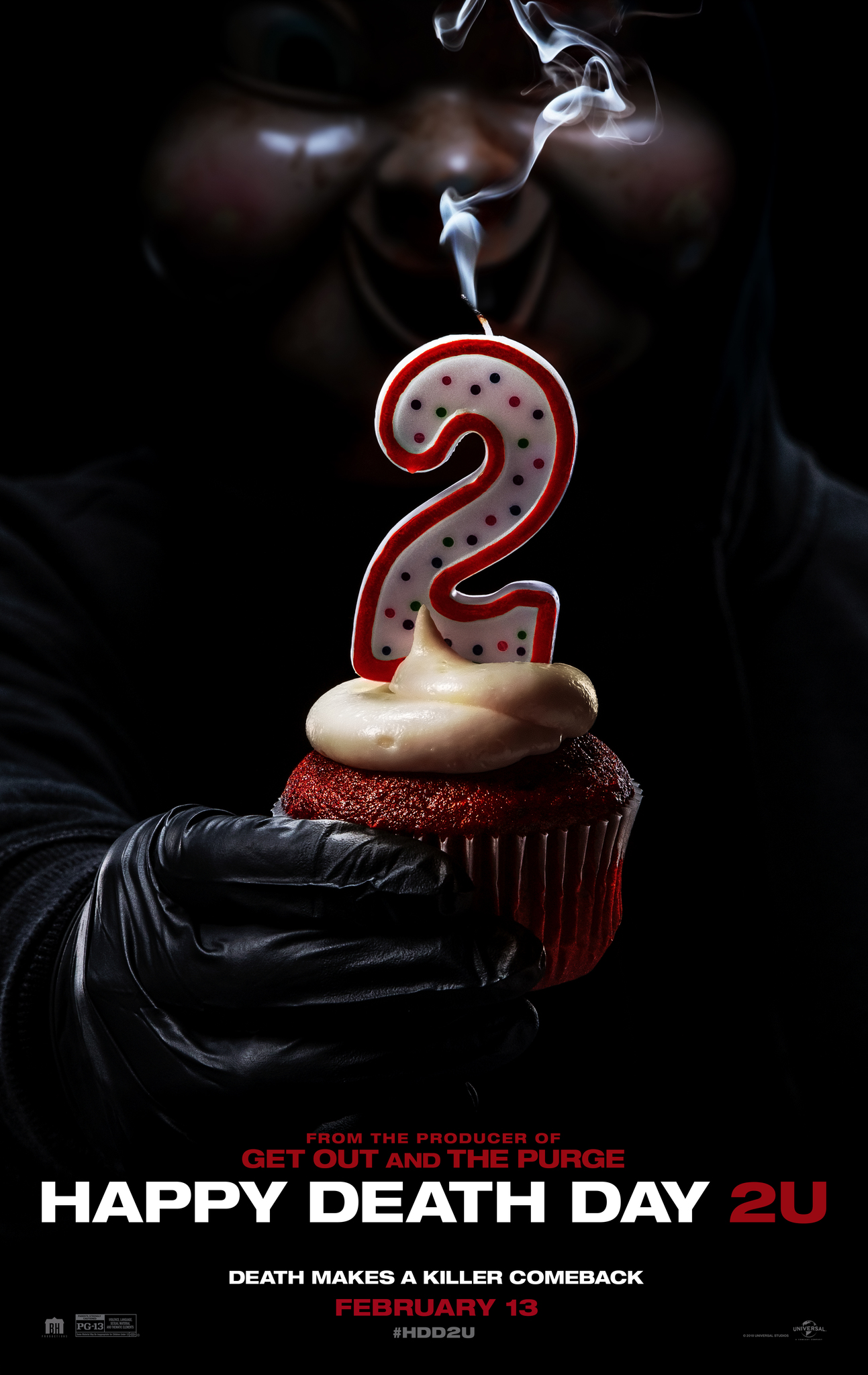 34. Happy Death Day 2U - Christopher Landon makes a ballsy move and branches out into a deeply sci-fi sequel, now only lightly touched with slasher tropes and motifs. Jessica Rothe cements herself as an iconic final girl and a whole lot of charm make Happy Death Day 2U a worthy successor, although not in line genre wise with it's teen scream predecessor.
