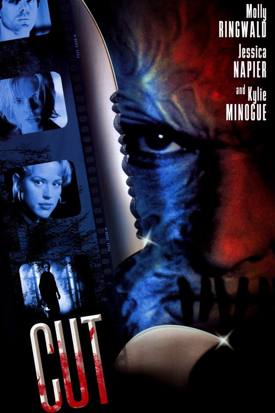 28. Cut (2000) - A meta Post-Scream slasher from Australia with a Freddy inspired killer. Is it great? No. Did we have fun with the Craven obsessed script? Yes.