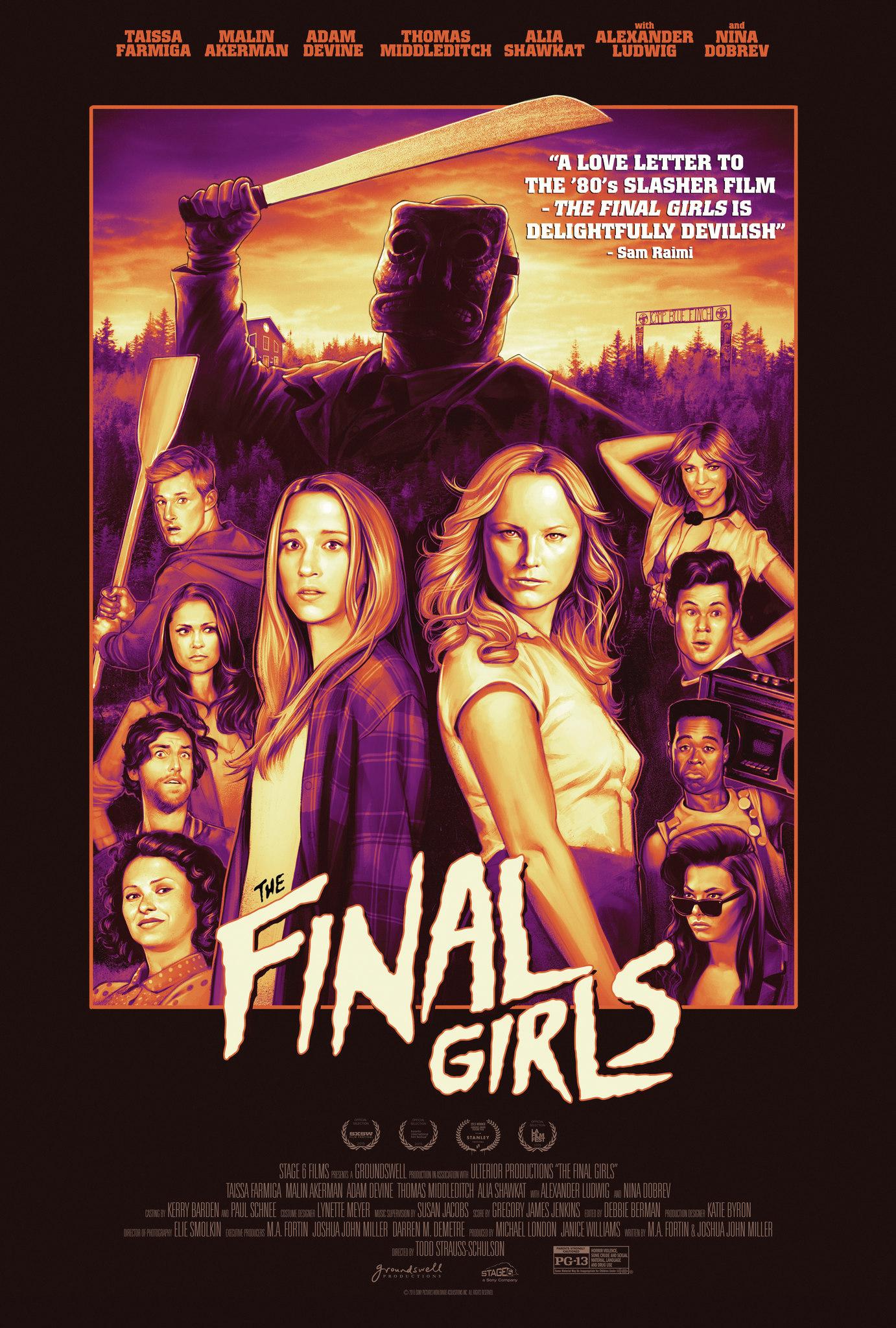 27. The Final Girls (2015) -
