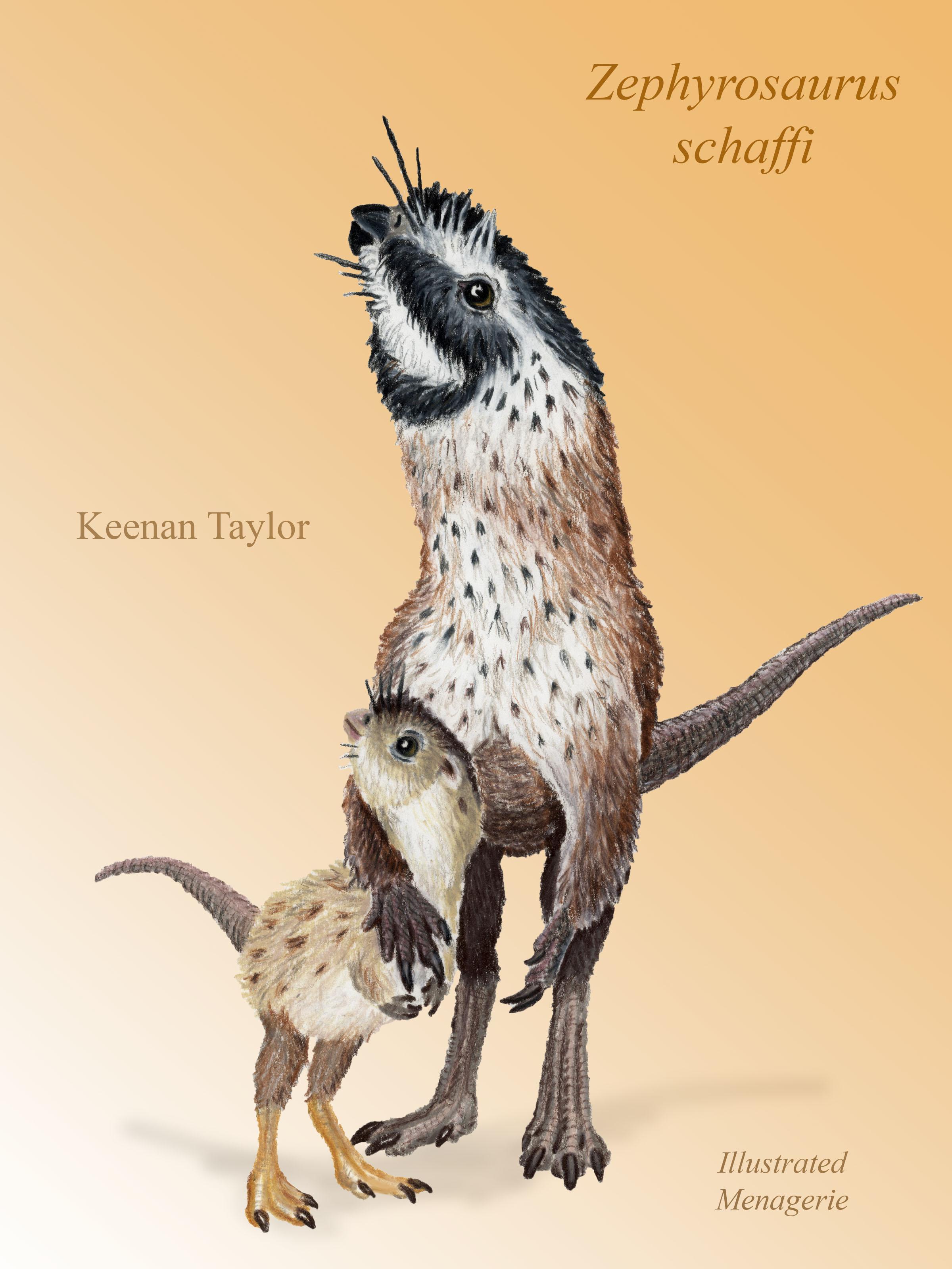 Zephyrosaurus schaffi
