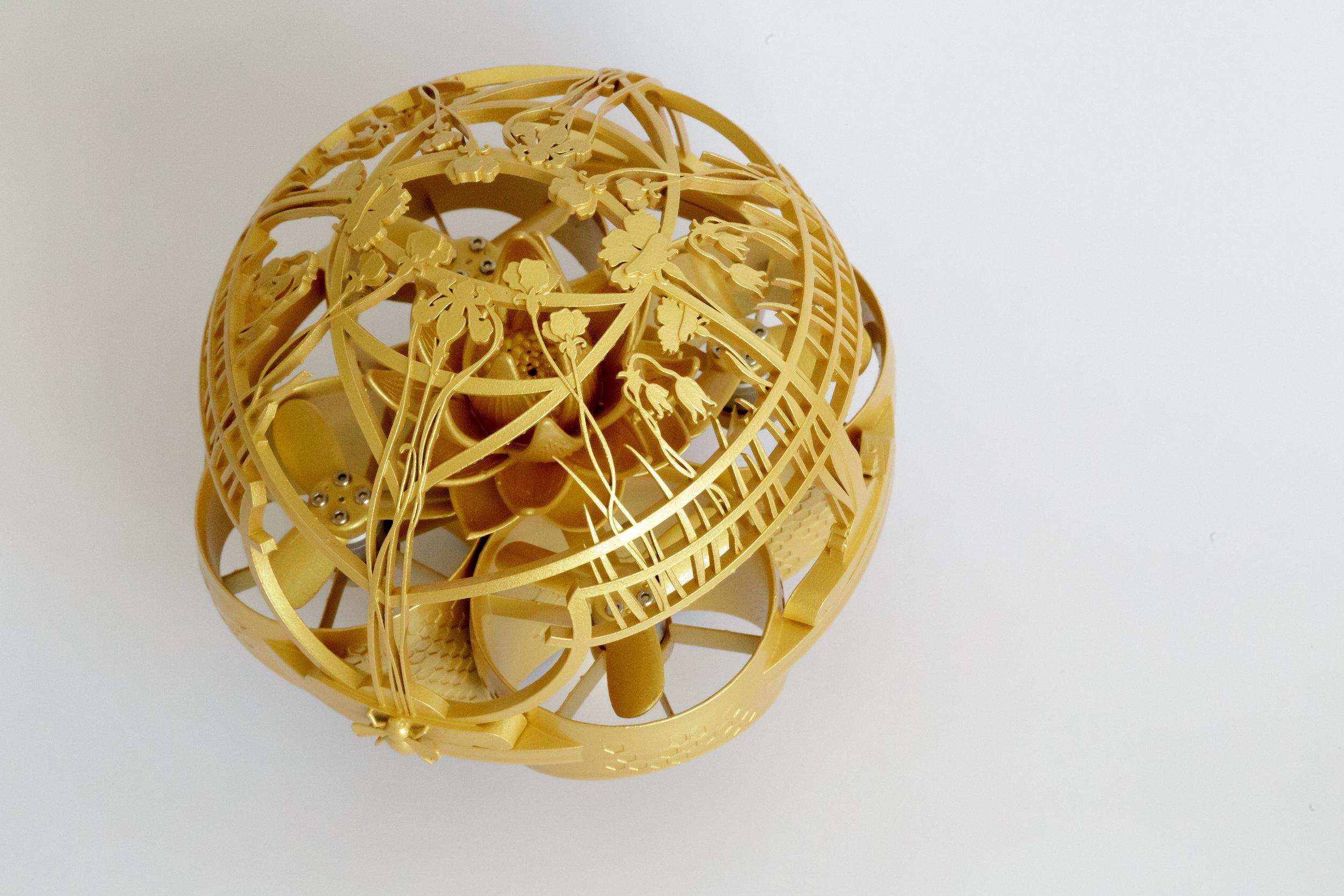Gold Drone v2