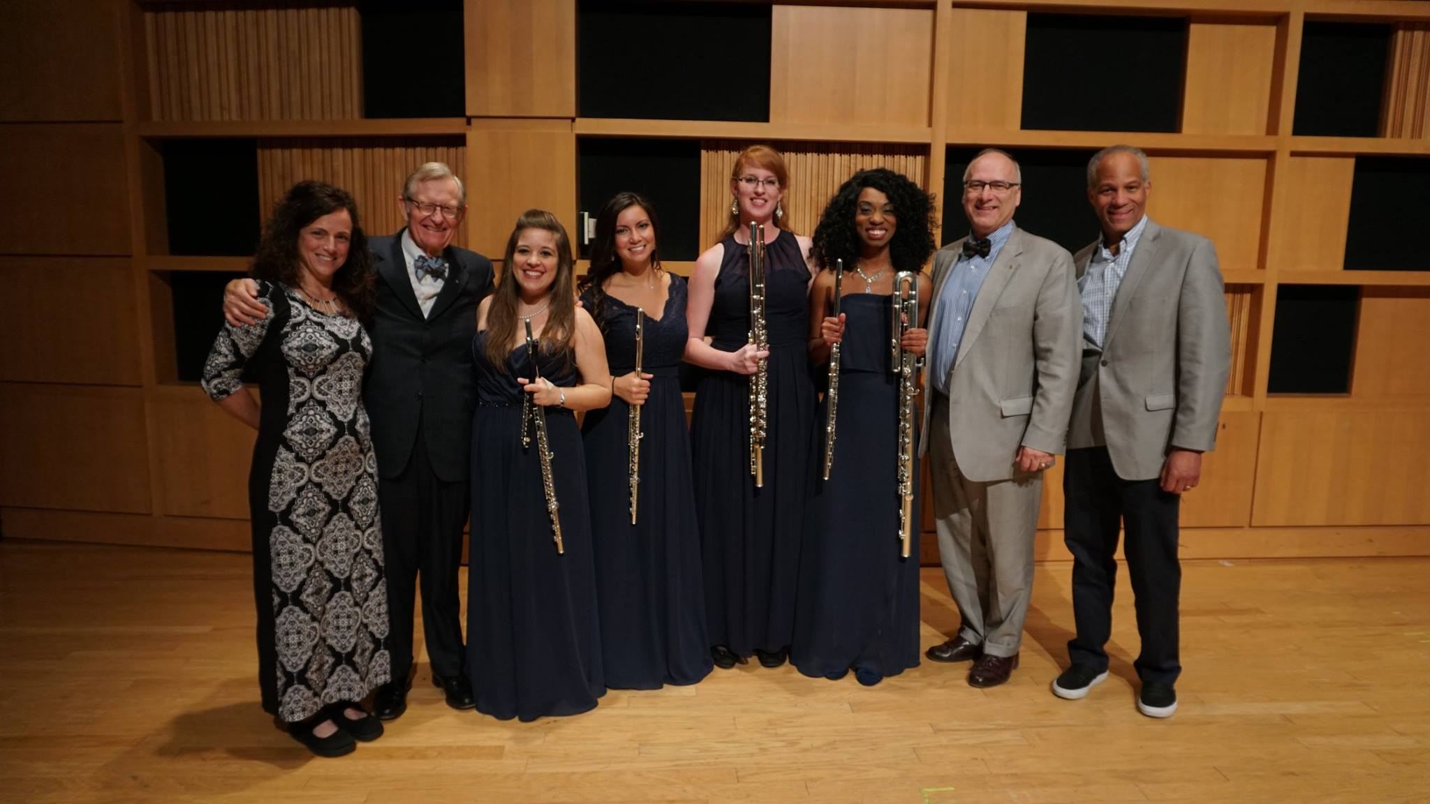 BETA Quartet's send off recital to Fischoff National Chamber Music Competition. - Click Here