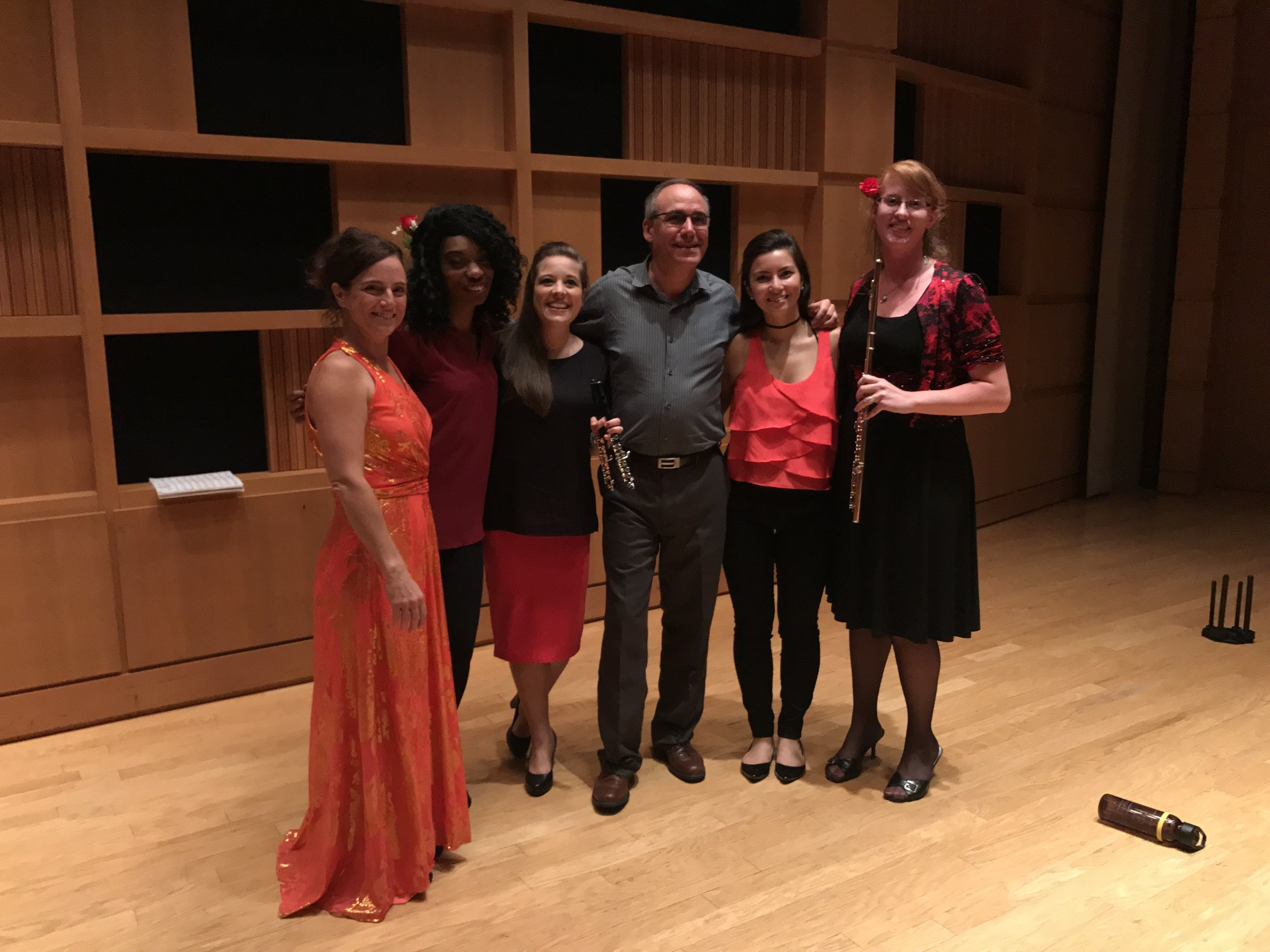 International Flute Symposium Gala Concerto 2017 with Alberto Almarza and Nina Assimakopoulos
