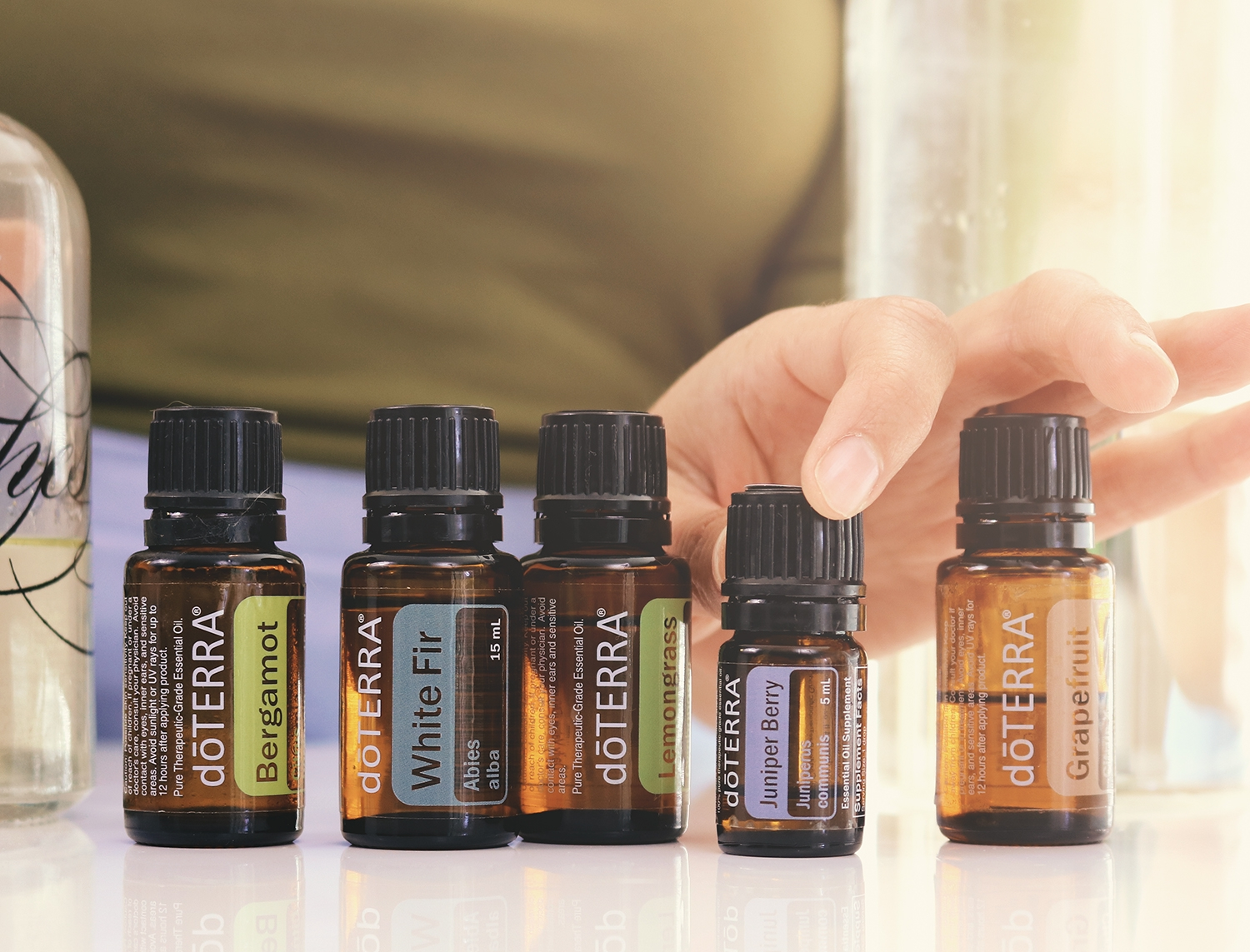 Transform your Gut Health w/Essential Oils  Curious how? Click to  book a consult with me .