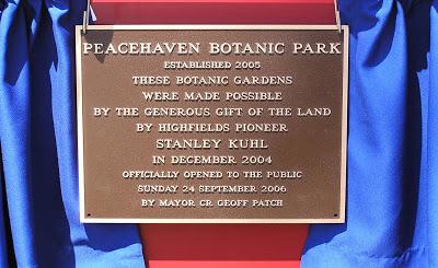 Officially opened on 24 September 2006