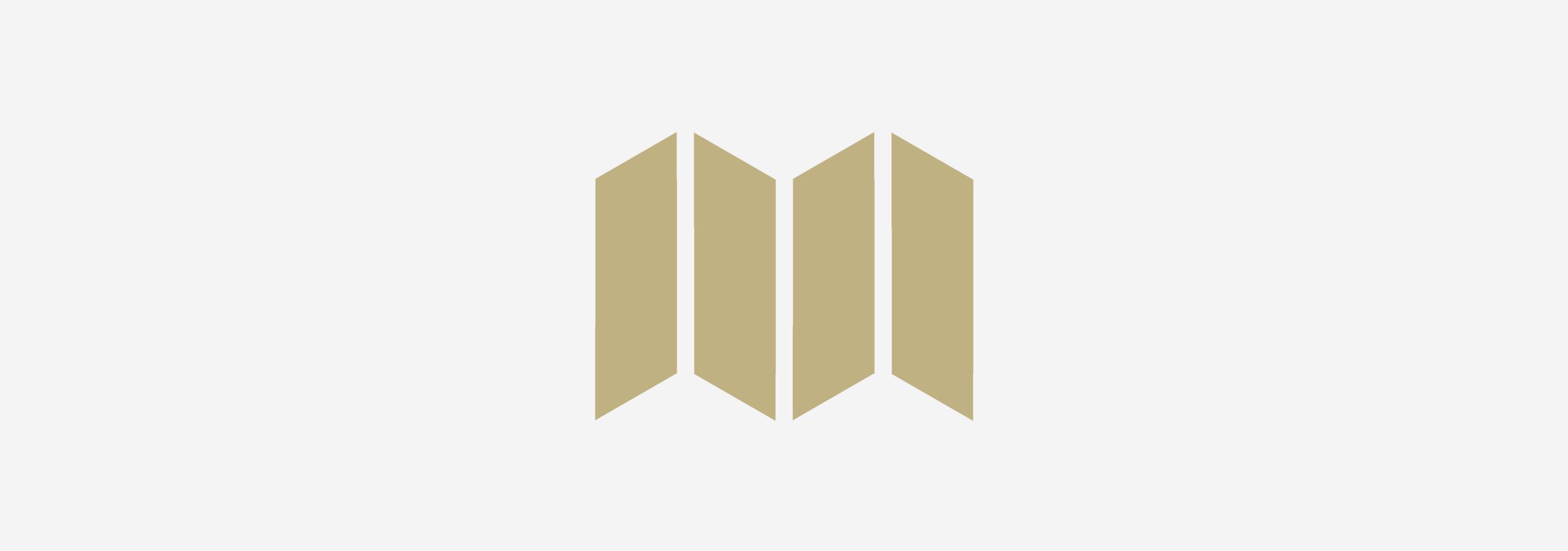 Musician's Map gold logo