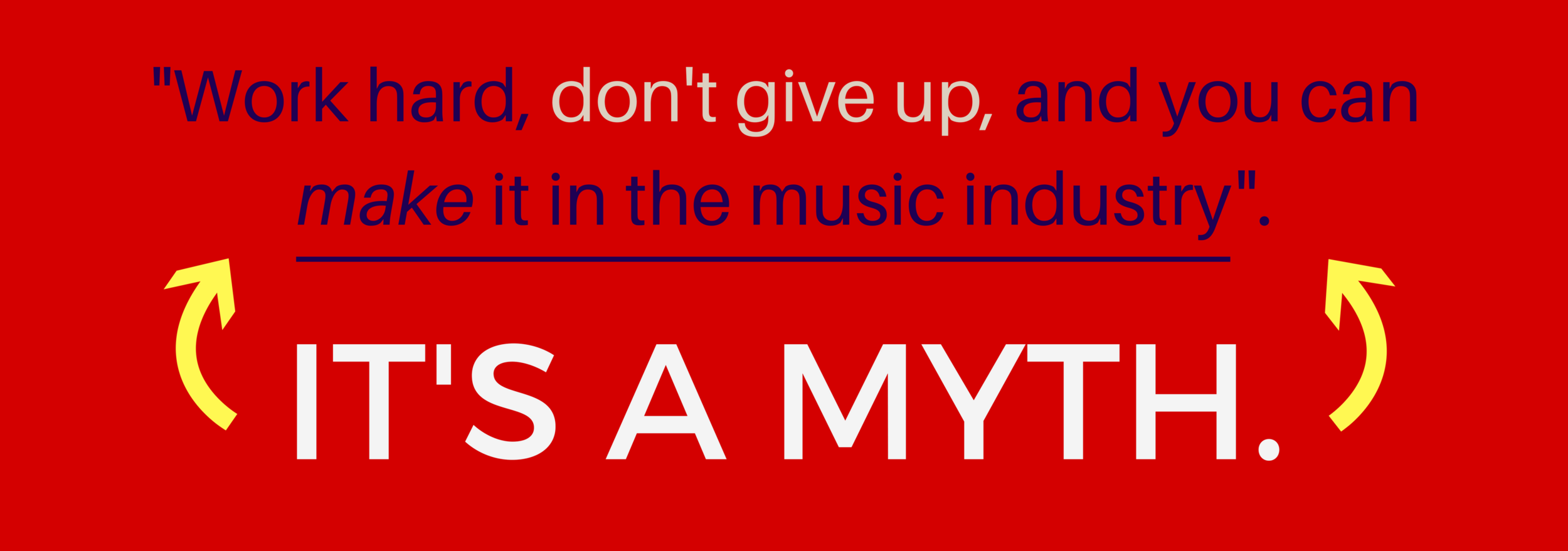 Musician's Map Free Course it's a myth