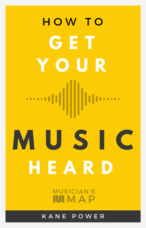 How To Get Your Music Heard Free eBook