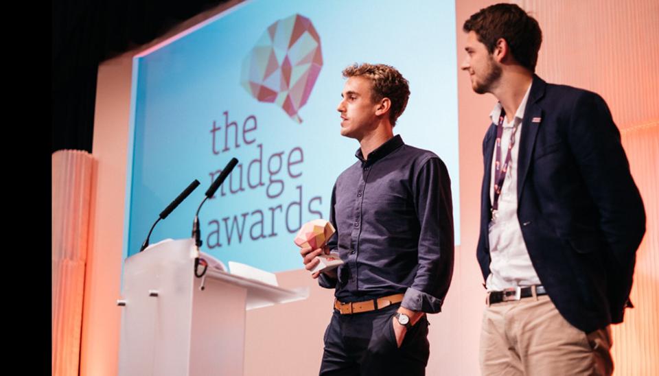 Gold, Nudge awards