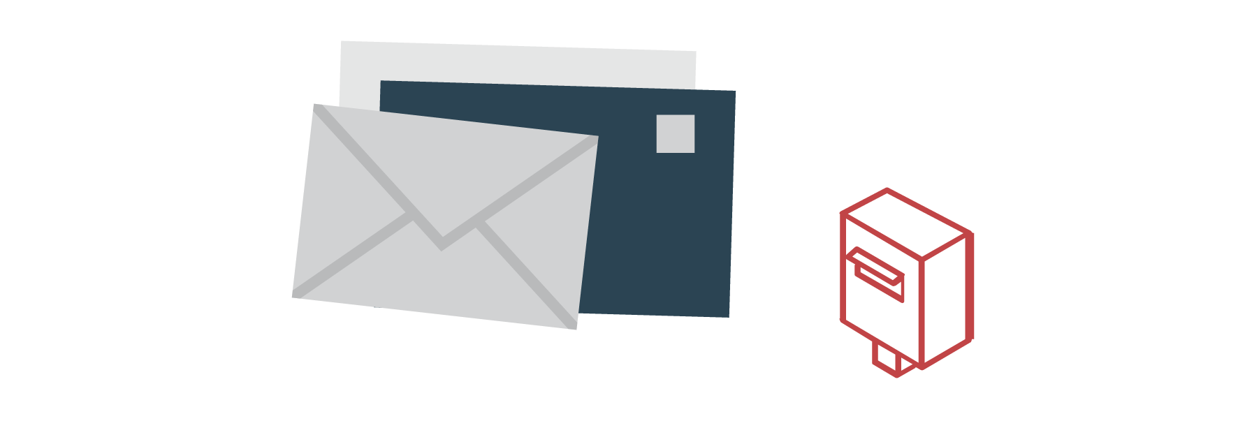post and mail