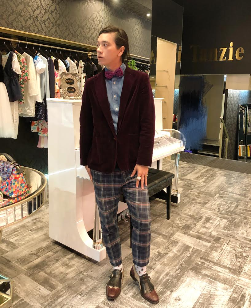 -Benedict working in our standalone store