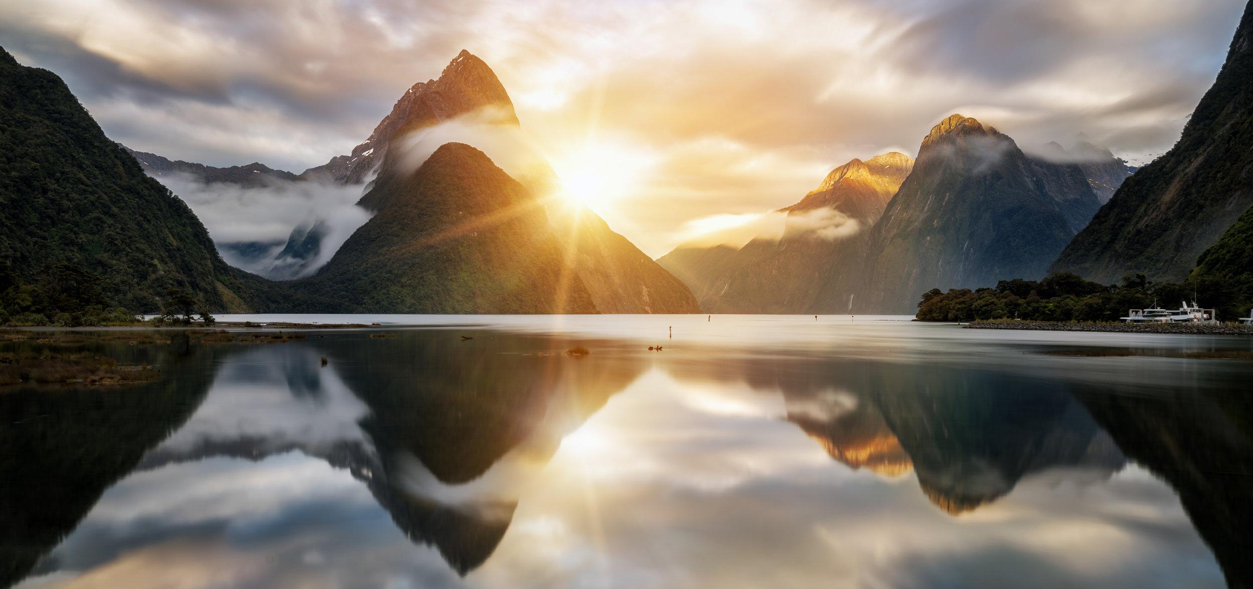 Milford Sound - Ocean Patrice