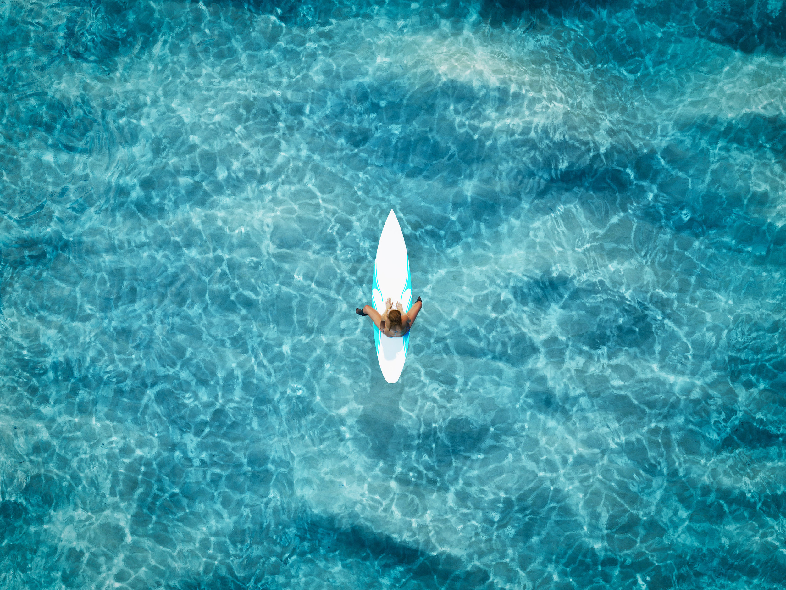 Aerial Photography - Ocean Patrice