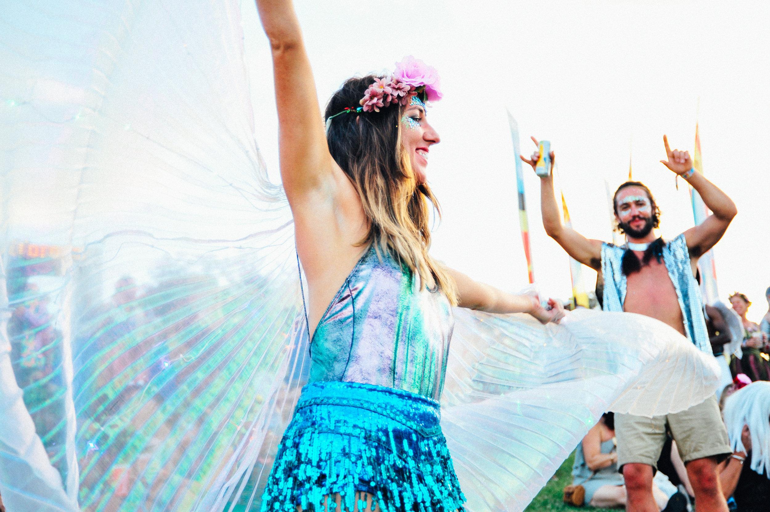 Festival Costume - Ocean Patrice