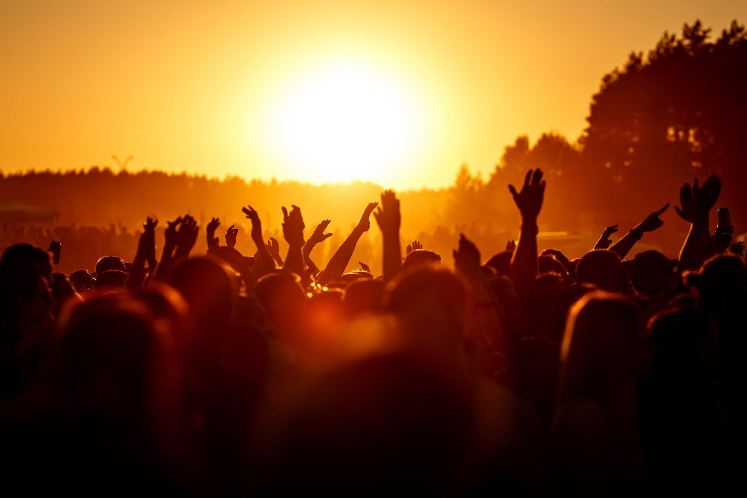 Music Festival - Ocean Patrice