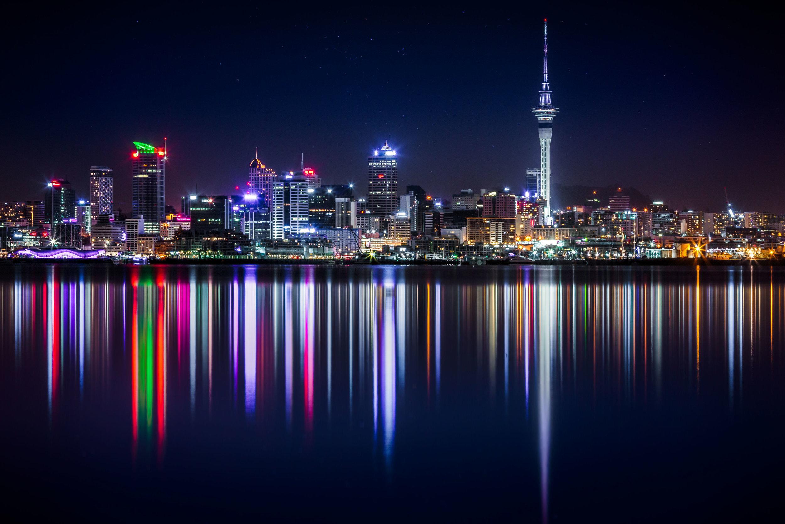 Auckland City - Ocean Patrice