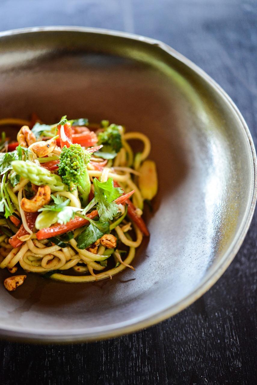 Asian Spring Pasta