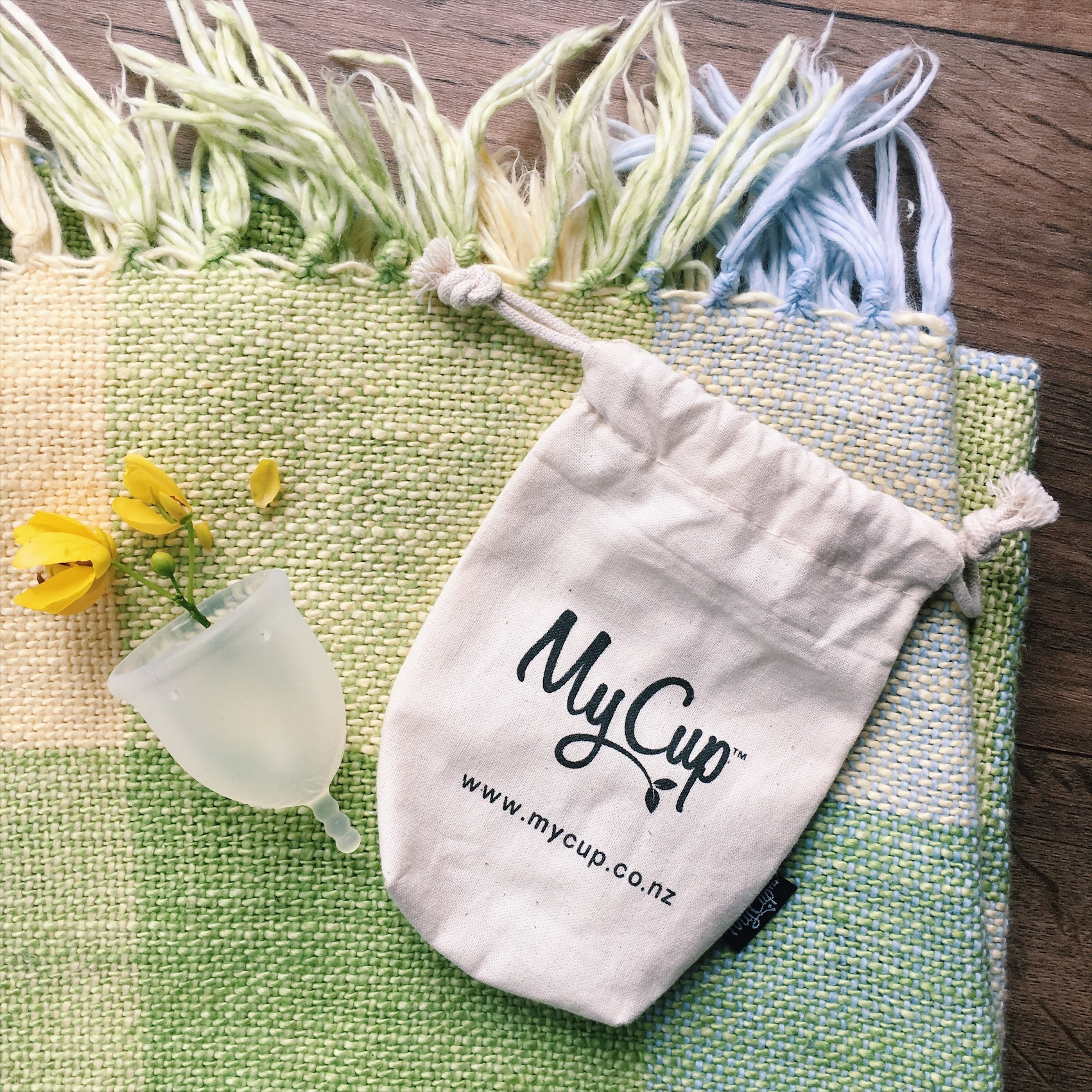 MyCup NZ - Code: ETHICALLYKATE for 10% OFF