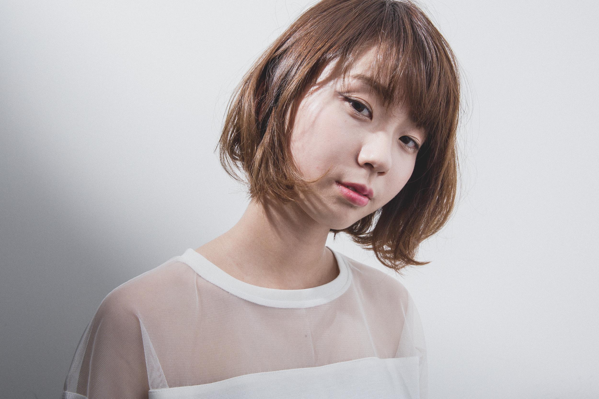 Hair:  Kiyotake Ooka