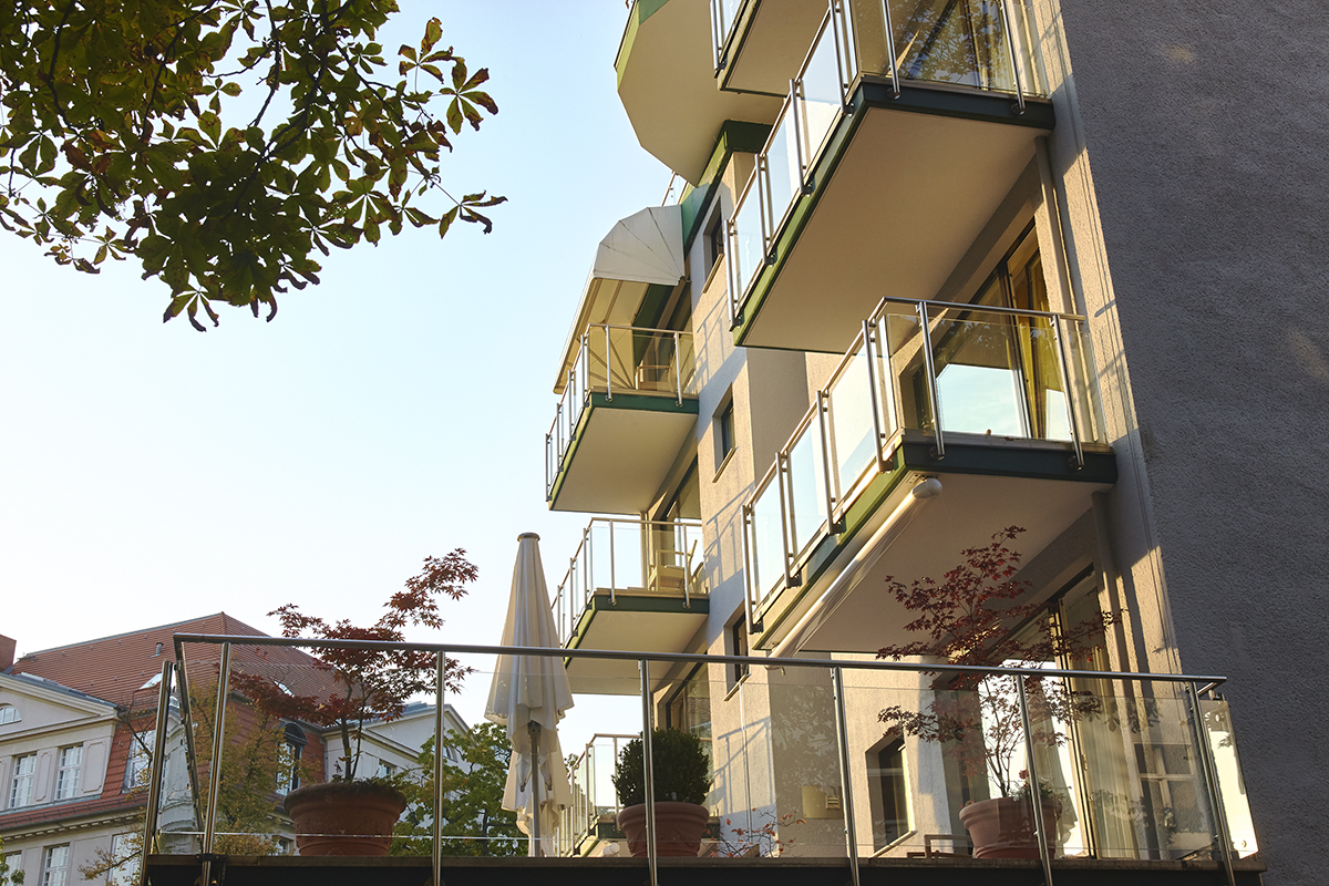 Aussenansicht | Exterior - Hotel Villa Kastania