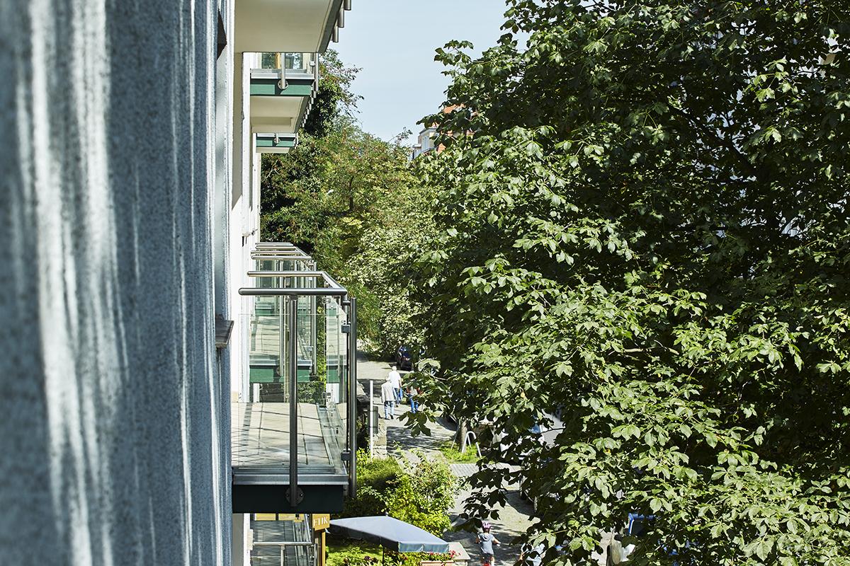Jeder Raum mit Balkon/Terrasse | Every room has a balcony/terrace