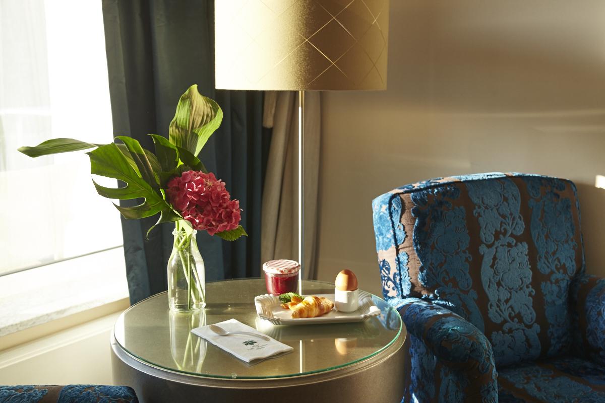 Frühstück aufs Zimmer | breakfast in the room
