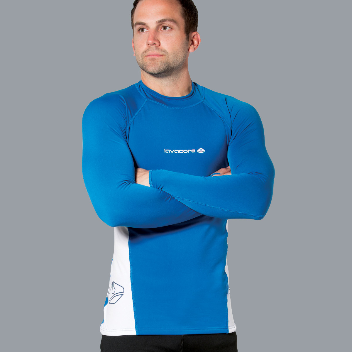 LAVASKIN LONG -SLEEVE SHIRT ( additional colors available )