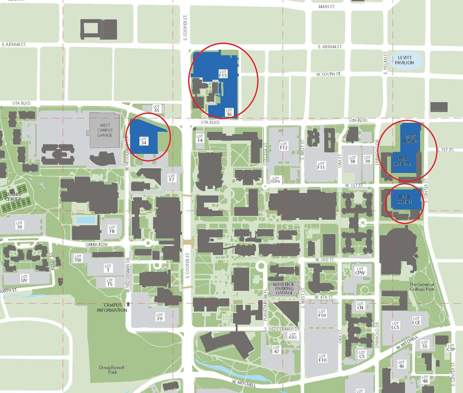 UTA Campus Map -TWUA Water School.jpg