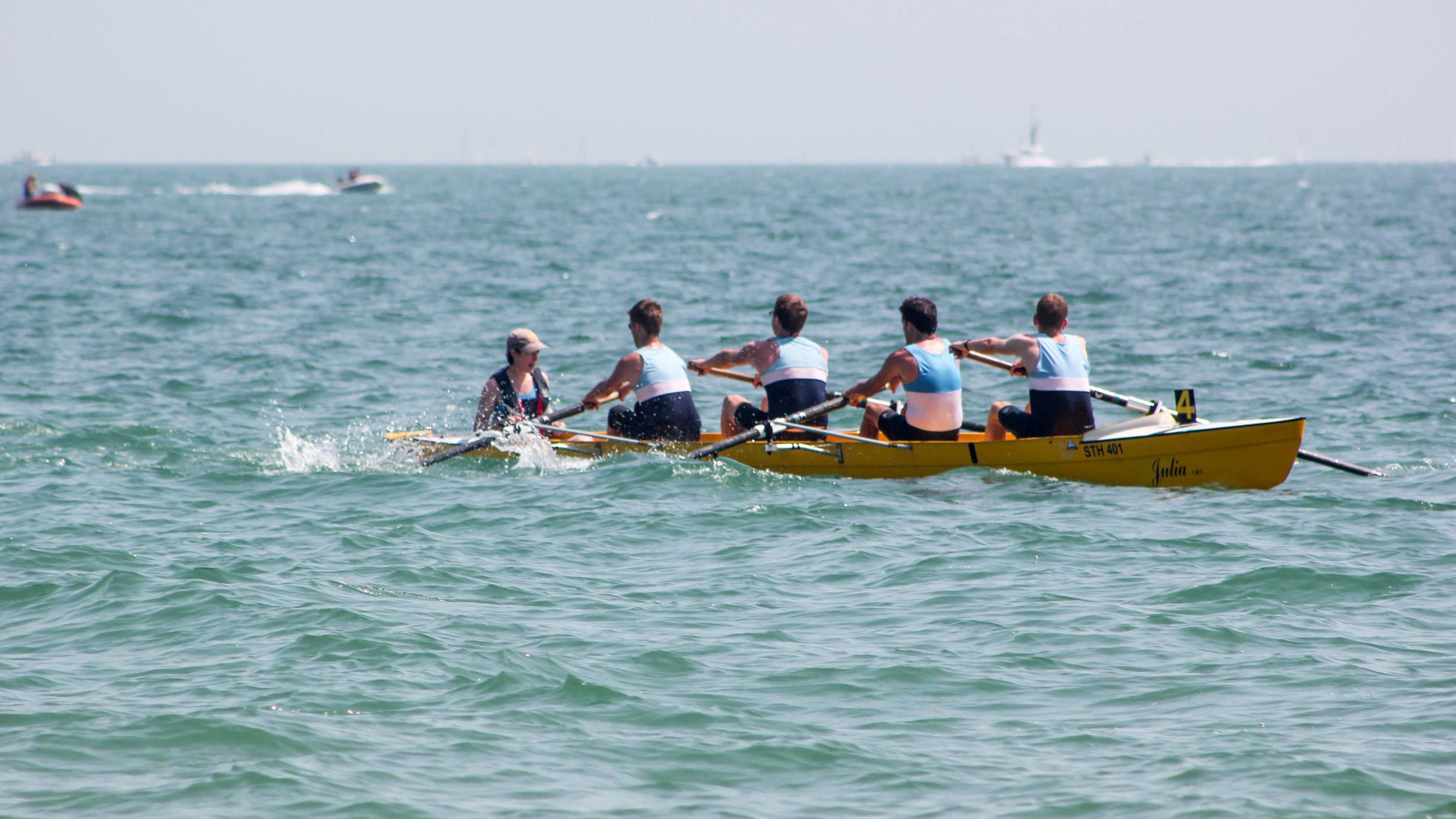 Learn to row with Southsea Rowing Club!