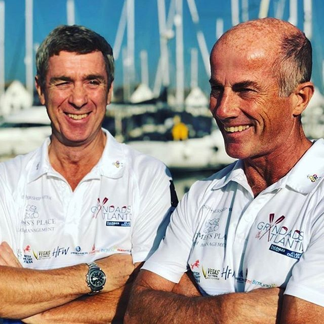 A HUGE shoutout to the @grandadsoftheatlantic who have just started their incredible journey across the Atlantic. You can follow their progress on the YB Races app and over on their profile - where you can also donate to their charity fund. Best of luck chaps! . . . #taliskerwhiskyatlanticchallenge #coastalrowing #portsmouth #southsea #solent #coastal #rowing #southsearowing #beinspired #outdoors #fitness #fitnessmotivation #hantsdorsetrowing #row #rower #rowinglife #rowingmotivation #concept2 #outdoorfitness