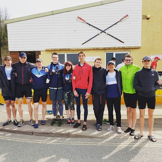 Another head race complete! Great row from our Novice and Junior men today at @sotonrowingclub 🚣‍♀️😎👍 #rowing #timetrial #southampton #headraceseason