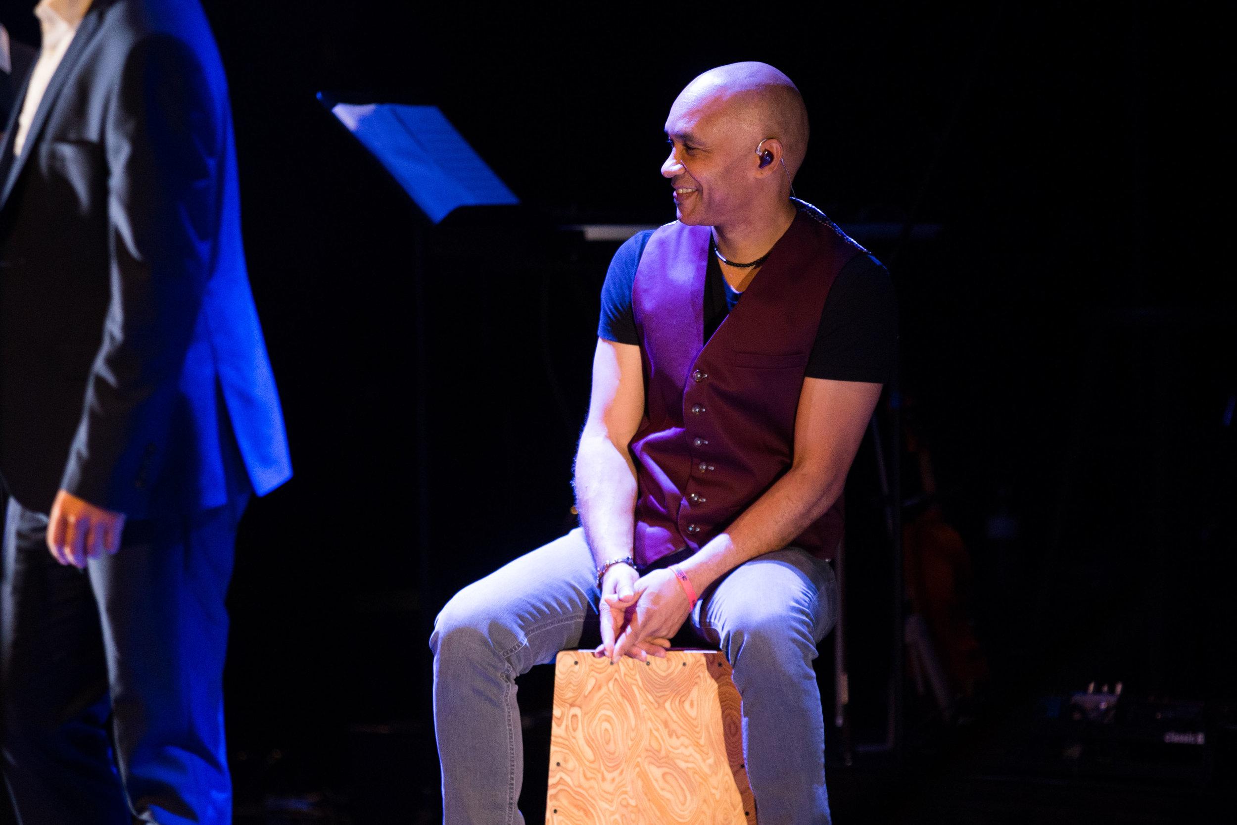 Joaquin Nunez, Really Big World - Acoustic