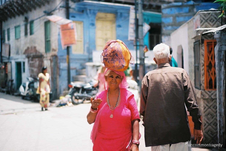 India, Ektar 100, Nikon F3.