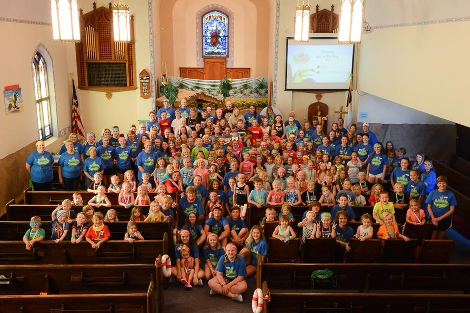 VBS 2018 Group Photo