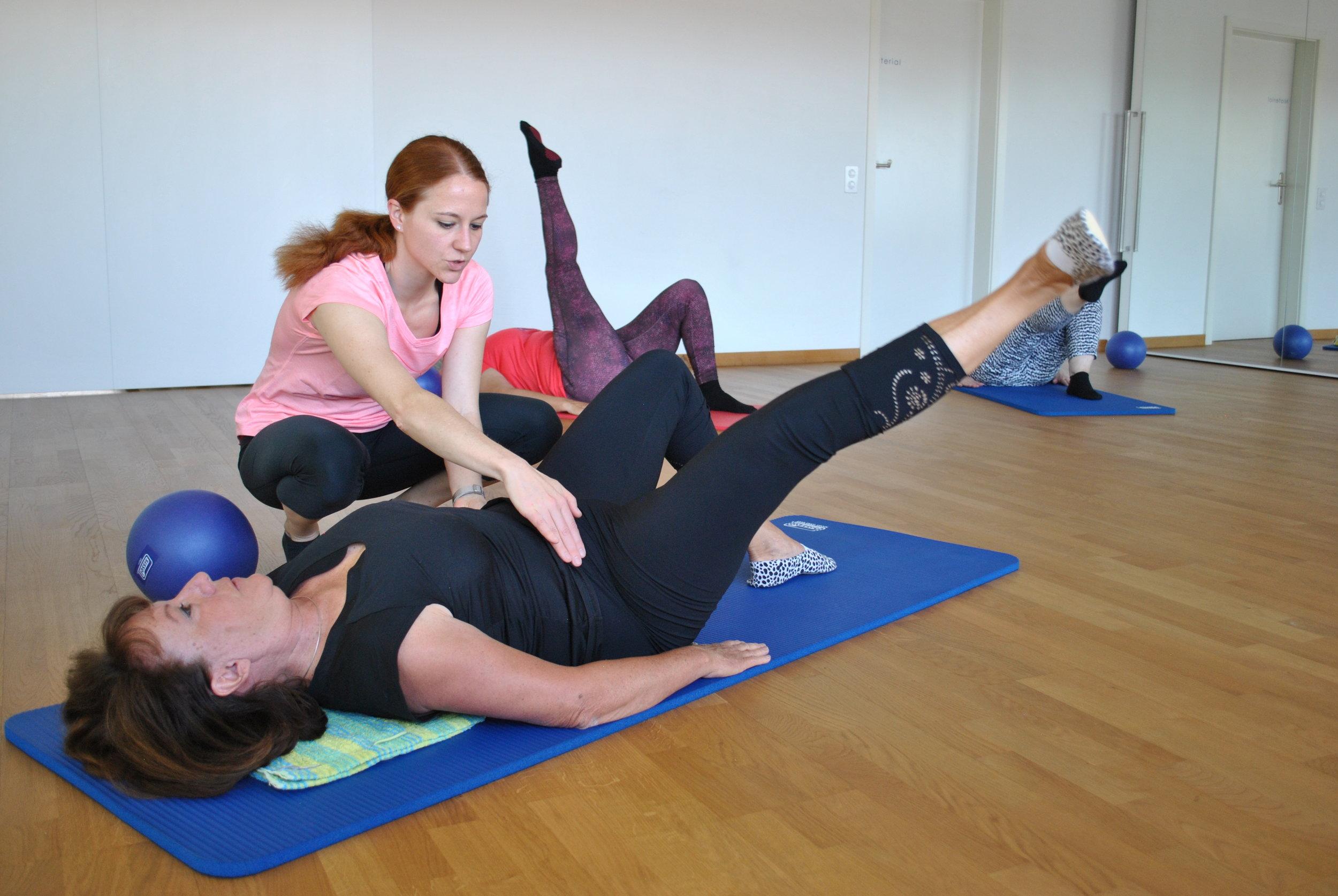 Physiotherapie Eckstein - Pilates