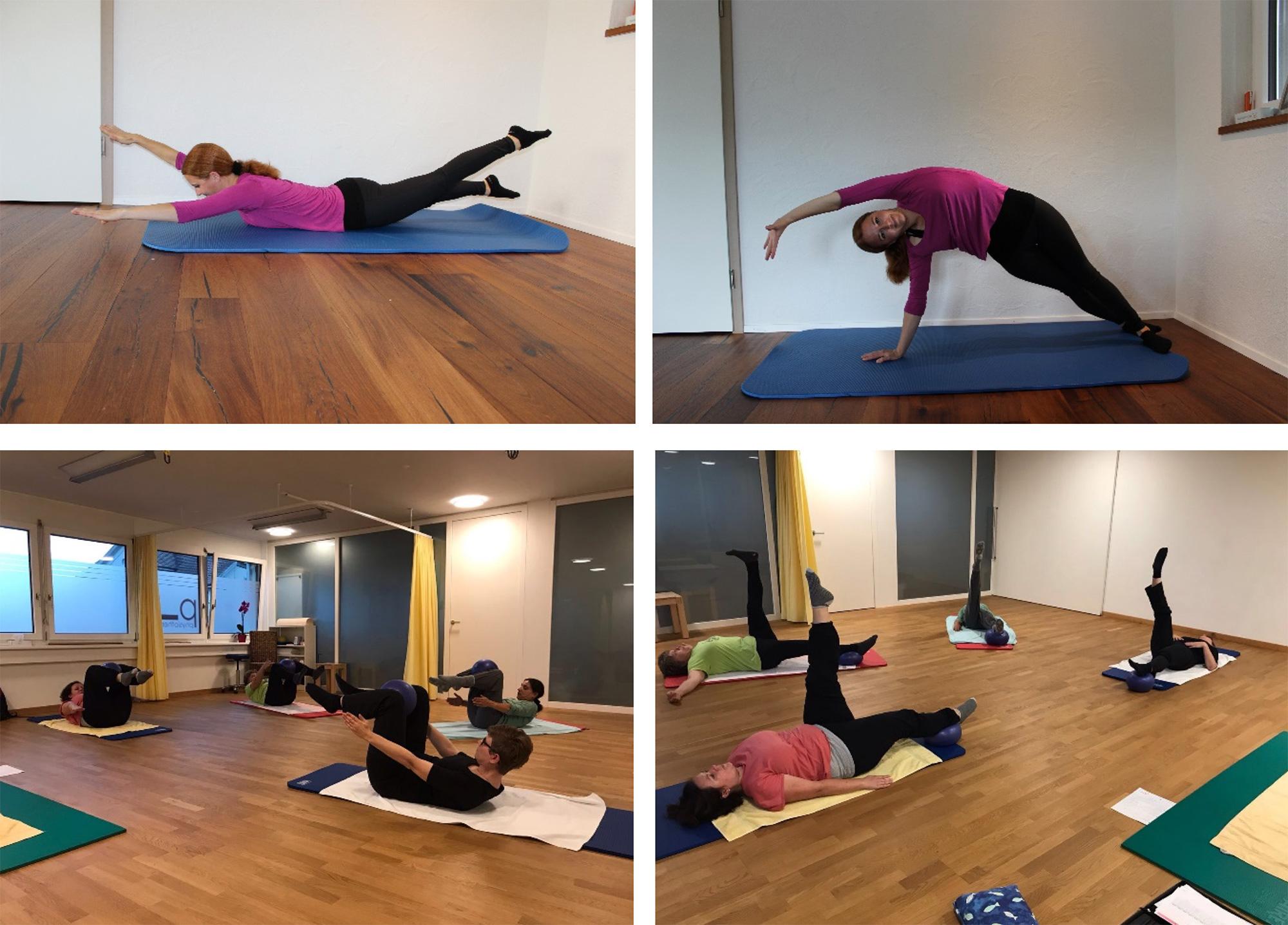 Physiotherapie Petra Eckstein - Pilates Care