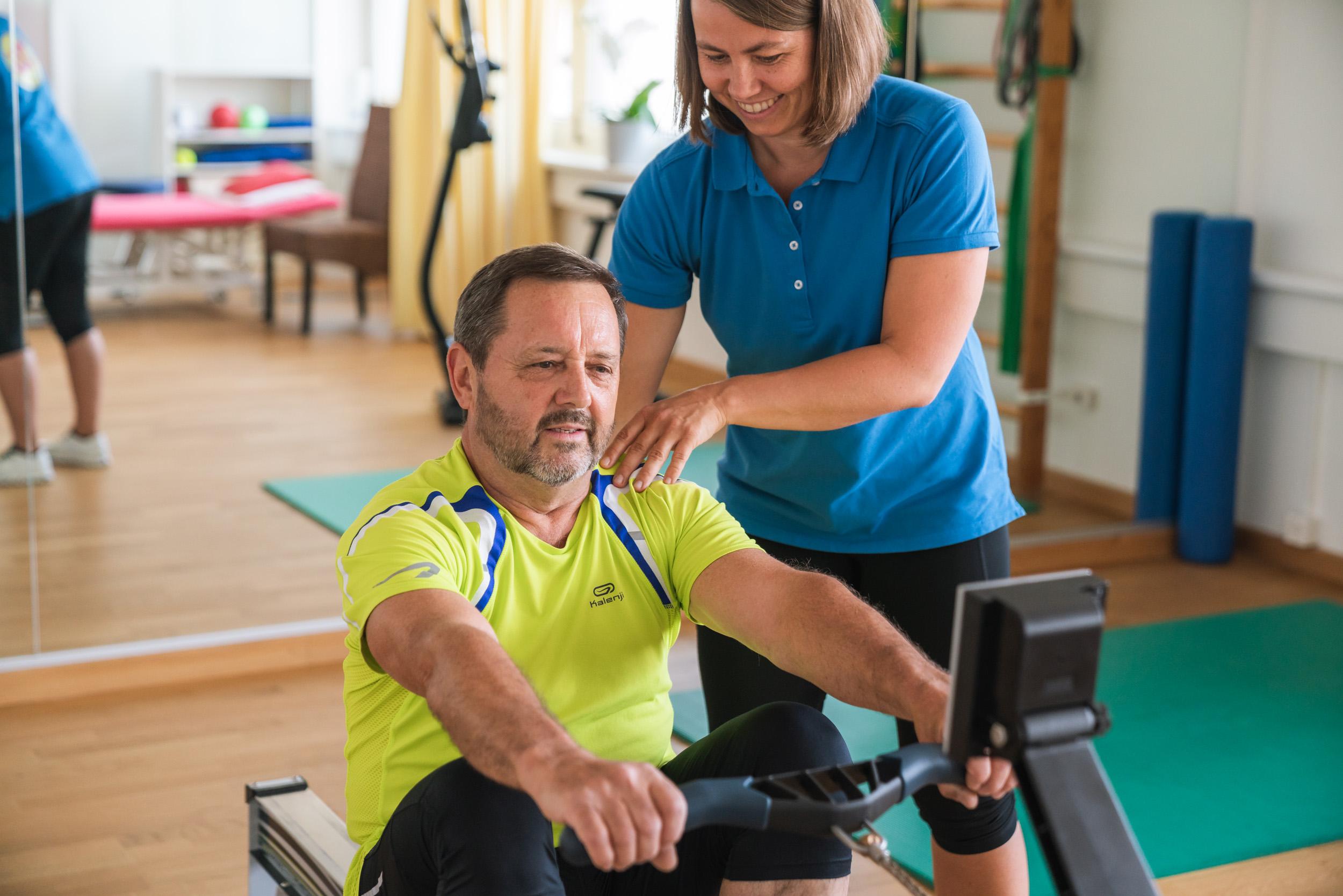 Physiotherapie Petra Eckstein - Privatbehandlungen