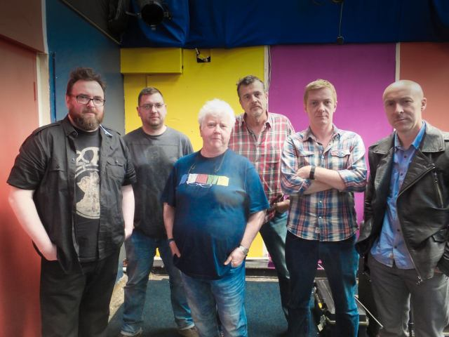 FRIDAY 2 NOVEMBER.  A unique and fun-packed evening of music and books, with crime fiction's supergroup, the Fun Lovin' Crime Writers. Featuring authors Val McDermid, Mark Billingham, Christopher Brookmyre, Stuart Neville, Luca Veste and Doug Johnstone. -