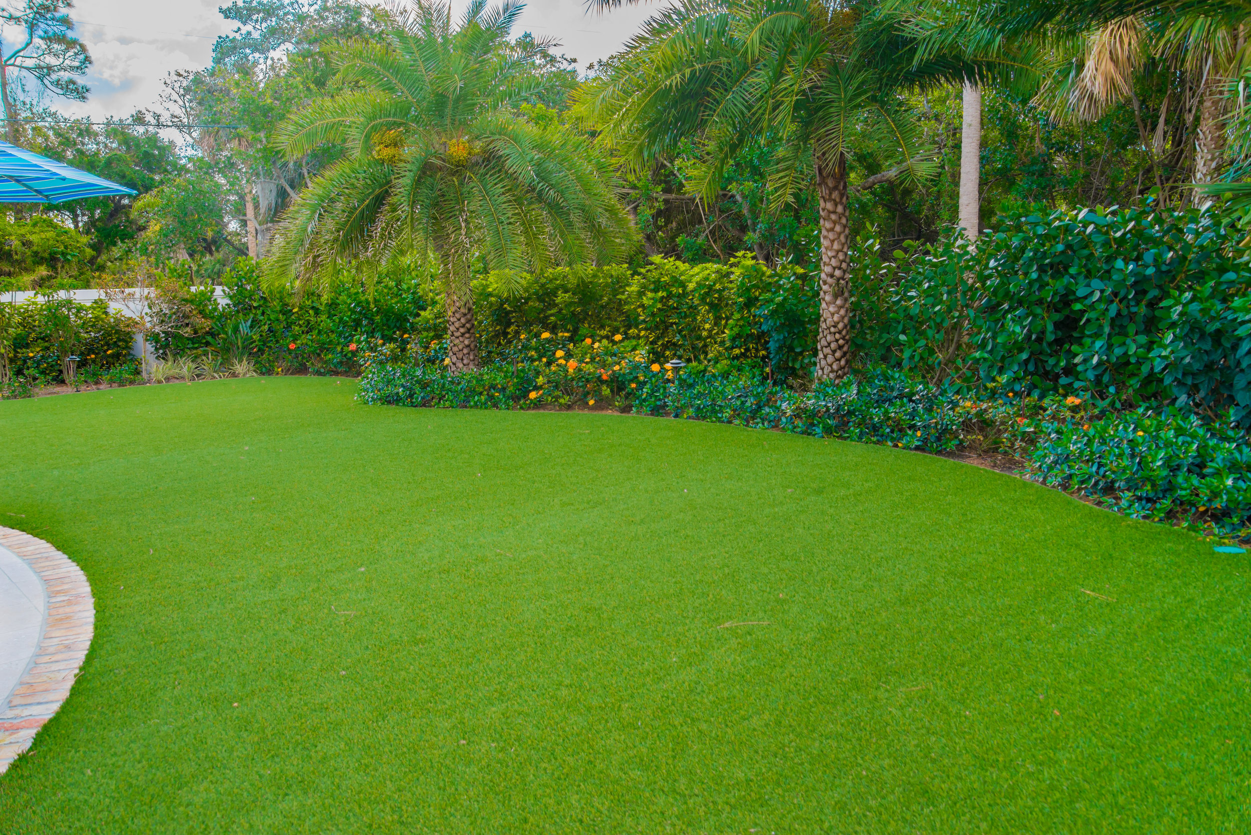 Terracon installs and maintains artificial turf.