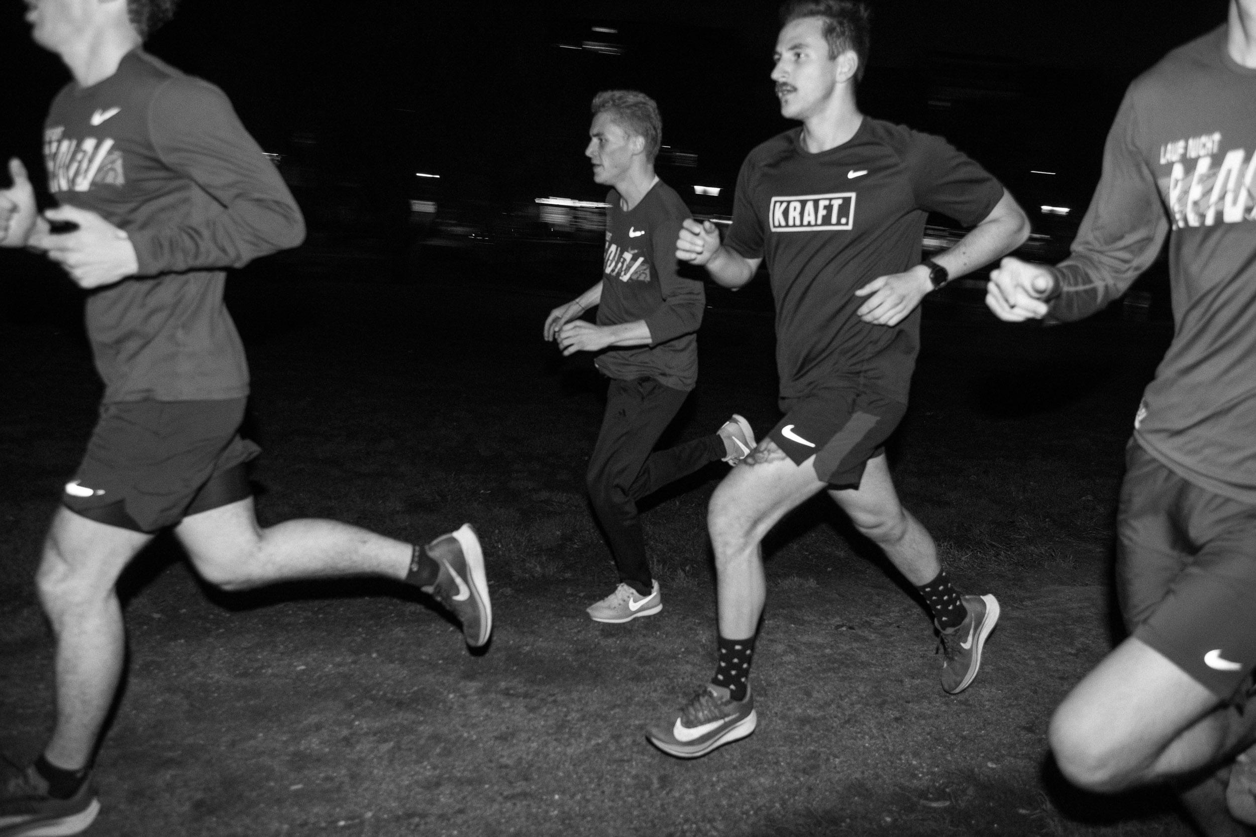 Eugen rennt!