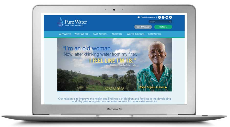 Pure Water   Field Data Collection