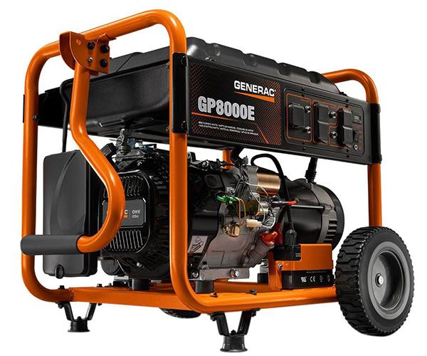 8,000 / 10,000 - · Gasoline Engine· Electric StartDownload PDF>Request Service>Request Parts>
