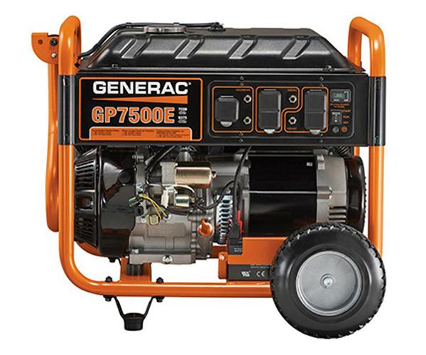 9,375 / 7,500 - · Gasoline Engine· Electric StartDownload PDF>Request Service>Request Parts>