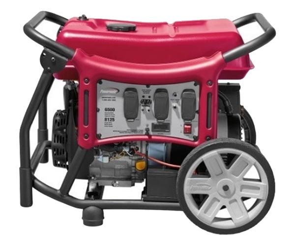 8,125 / 6,500 - · Gasoline Engine· Electric StartDownload PDF>Request Service>Request Parts>