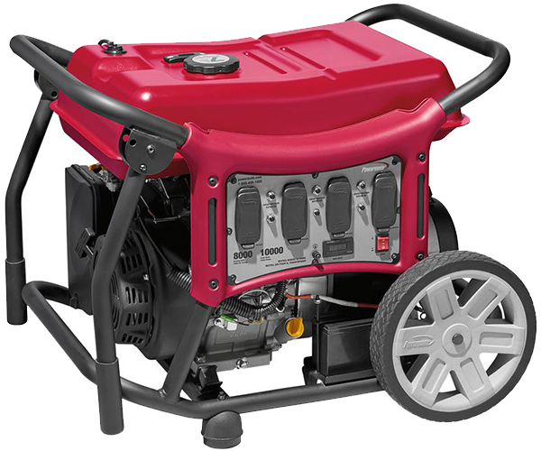 10,000 / 8,000 - · Gasoline Engine· Electric StartDownload PDF>Request Service>Request Parts>