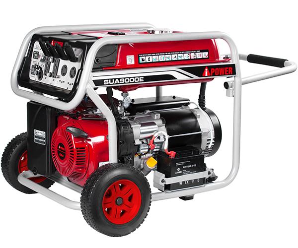 9,000 / 7,250 - · Gasoline Engine· Electric StartDownload PDF>Request Service>Request Parts>